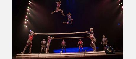 Circo del Sol en Alicante