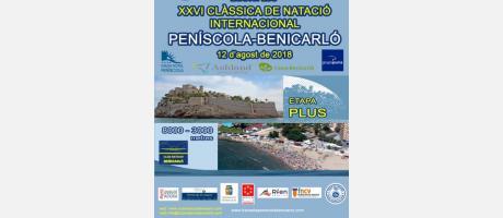 Clásica de Natación Peñíscola Benicarló
