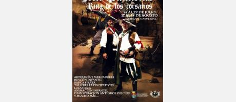 Mercado Pirata de Mil Palmeras'