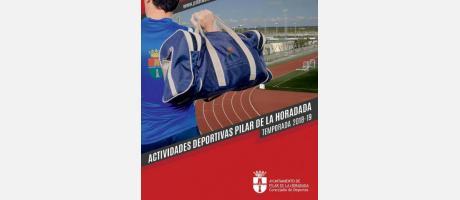 Actividades deportivas invierno 2018/2019
