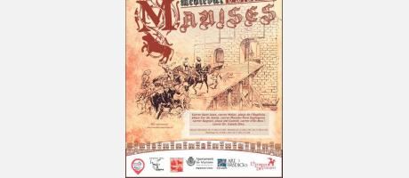 Muralla representativa del castillo de Manises
