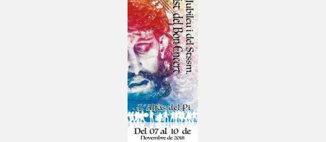 Fiestas del Jubileo y del Santísimo Cristo del Acierto de Alfaz del Pi 2018