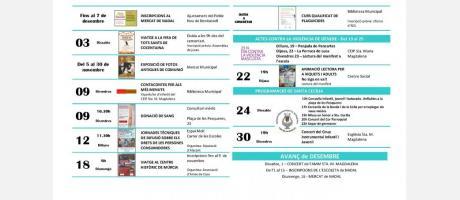 Agenda Noviembre 2018 EPNDB