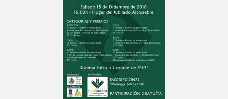 """Open de Ajedrez """"Ruralnostra"""""""