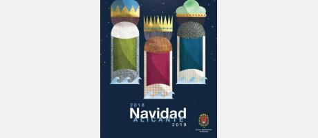 Programa de Navidad Alicante 2018-2019