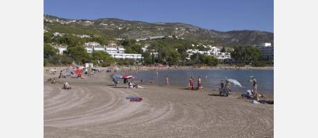 Playa Les Fonts