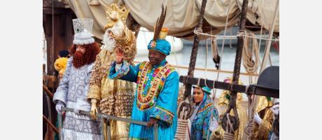 Reyes Magos en Alicante