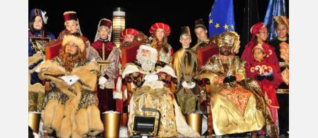 Reyes Magos en Castellón