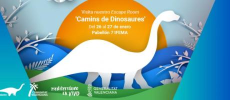 Escape Room de Camins de Dinosaures