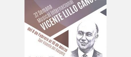 32 Semana Musical Internacional Vicente Lillo Cánovas. San Vicente del Raspeig 2