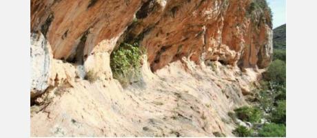 Visita  Guiada Abric del Mansano