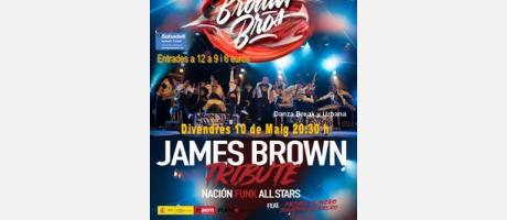 Homenaje a James Brown