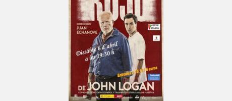 """Teatro: """"Rojo"""""""