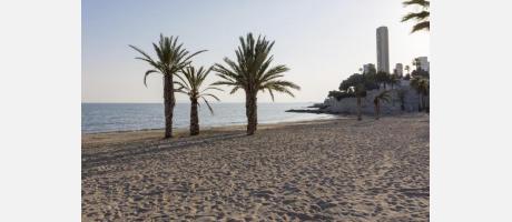 Playa Albufereta alicante