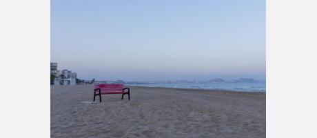 Playa Saladar Alicante