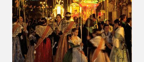Fiestas Magdalena de Castellón