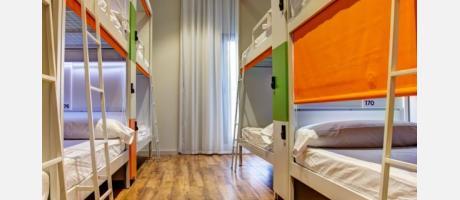 Urban Youth Hostel València 1