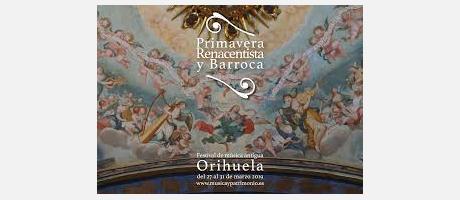 """Primavera Renacentista y Barroca"""","""