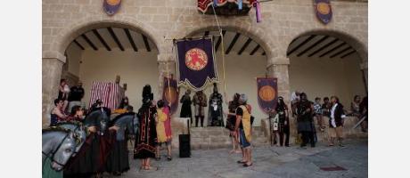 Feria Medieval Teulada