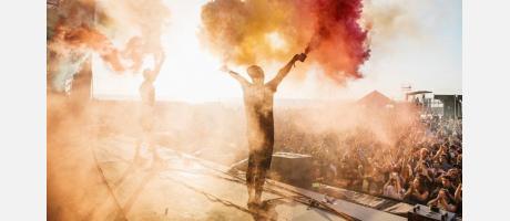 Festival arenal sound benicassim