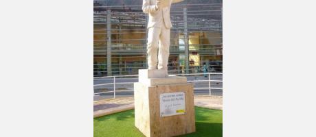 Monumento Miguel Hernández