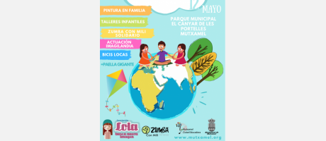Día Internacional de las Familias en Mutxamel
