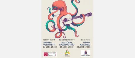 """Festival Internacional de Guitarra """"Guitarres del Món"""""""