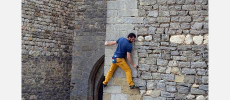 open boulder de escalada en morella