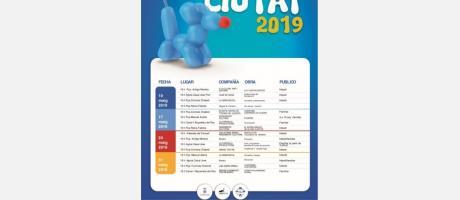 Festival teatro Menuda Ciutat 2019