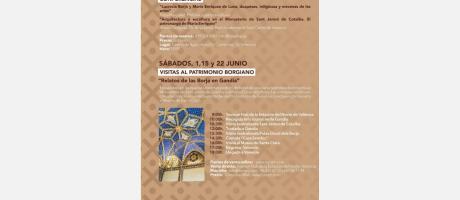 Programa Lucrecia y María, Duquesas del Territorio Borgia 1