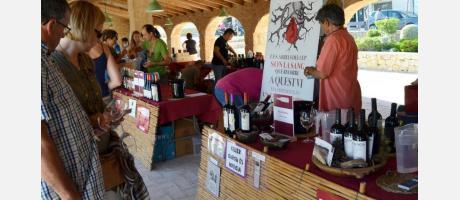Muestra de Vinos singulares y de pueblo Jesus Pobre, Denia