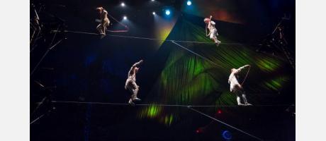 kooza cirque soleil en valencia