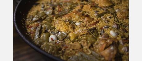 Tavella Restaurant Beniferri 2