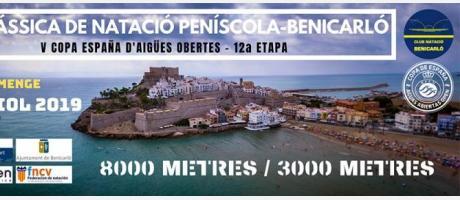 XXVII Clàssica de Natació Peníscola-Benicarló