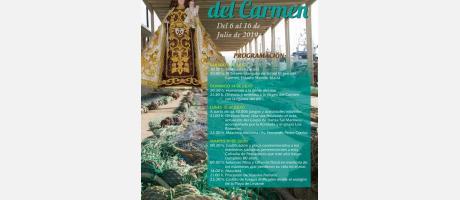 Fiestas de la Virgen del Carmen Santa Pola 2019