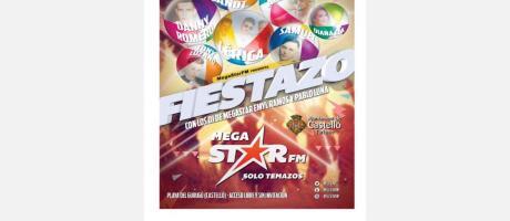 Fiestazo MegaStar FM Castelló
