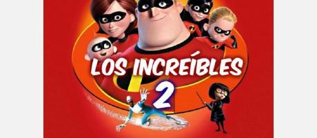 Cine en la Calle: Los increíbles 2