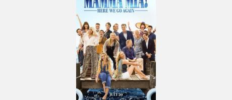 La Mar de cine: Mamma mia! una y otra vez