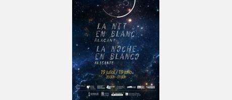 Noche en Blanco Alicante 2019