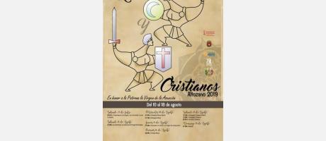 Moros y Cristianos de Altozano 2019
