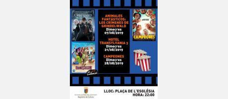 Cine al carrer 2019 EPNDB