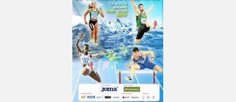 Campeonato Nacional Atletismo la Nucia 2019