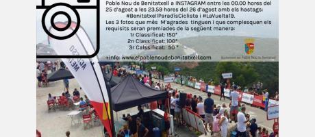 Concurs instagram La Vuelta EPNDB
