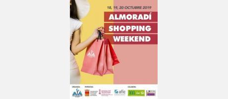 Cartel  XIX Feria de Comercio, Servicios y Outlet en Almoradí
