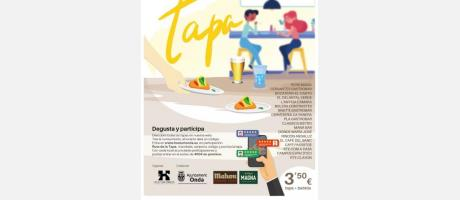 IX RUTA DE LA TAPA, ONDA 2019