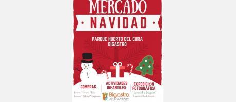 MERCADO NAVIDAD BIGASTRO 2019