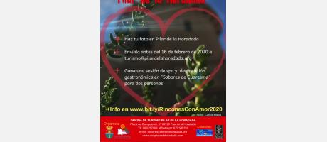"""IV Concurso de Fotografía """"Rincones con amor en Pilar de la Horadada"""""""