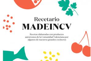 Recetario Made in CV
