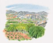 Img 1: El Valle de Ayora