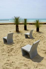Foto: Playa Els Terrers en Benicàssim
